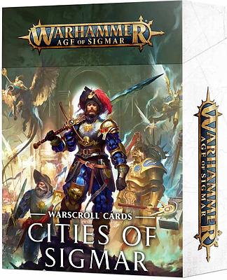 Einfach und sicher online bestellen: Warscrolls: Cities of Sigmar in Österreich kaufen.