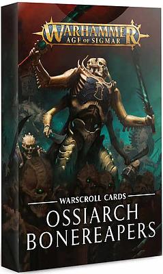 Einfach und sicher online bestellen: Warscrolls: Ossiarch Bonereapers in Österreich kaufen.