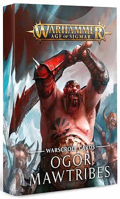 Einfach und sicher online bestellen: Warscrolls: Ogor Mawtribes in Österreich kaufen.