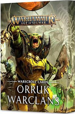 Einfach und sicher online bestellen: Warscroll: Orruk Warclans in Österreich kaufen.