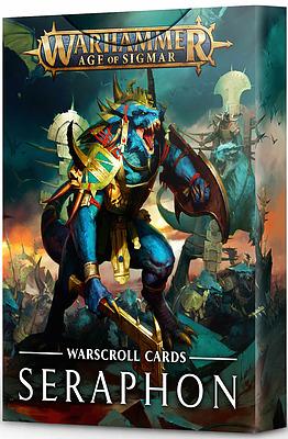 Einfach und sicher online bestellen: Warscrolls: Seraphon in Österreich kaufen.