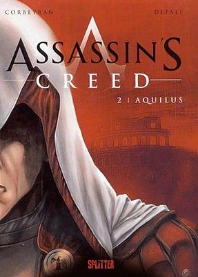 Einfach und sicher online bestellen: Assassins Creed Bd. 02 - Aquilus in Österreich kaufen.
