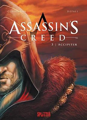 Einfach und sicher online bestellen: Assassins Creed Bd. 03 - Accipiter in Österreich kaufen.