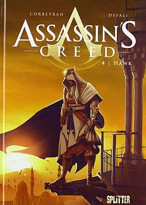 Einfach und sicher online bestellen: Assassins Creed Bd. 04 - Hawk in Österreich kaufen.