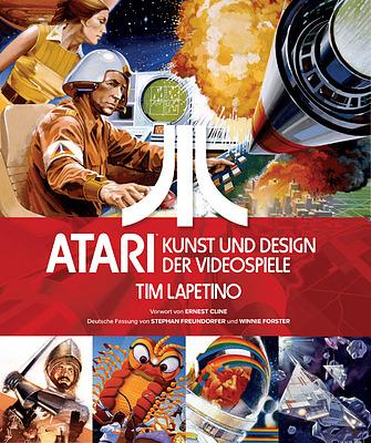Einfach und sicher online bestellen: Atari: Kunst und Design der Videospiele in Österreich kaufen.