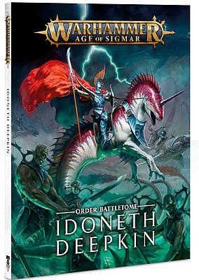Einfach und sicher online bestellen: Battletome: Idoneth Deepkin in Österreich kaufen.