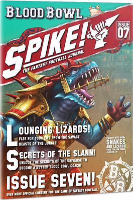 Einfach und sicher online bestellen: Spike! Journal: Issue 7 in Österreich kaufen.