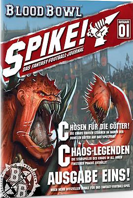 Einfach und sicher online bestellen: Spike! Journal: Issue 1 in Österreich kaufen.