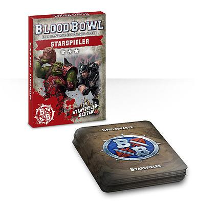 Einfach und sicher online bestellen: Blood Bowl Startspieler-Karten in Österreich kaufen.