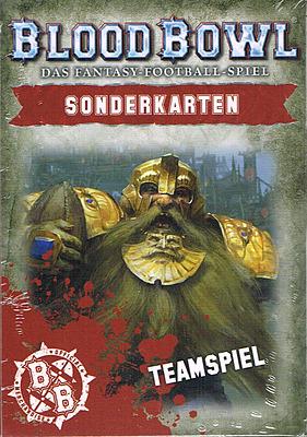 Einfach und sicher online bestellen: Blood Bowl Sonderkarten: Teamspiel in Österreich kaufen.