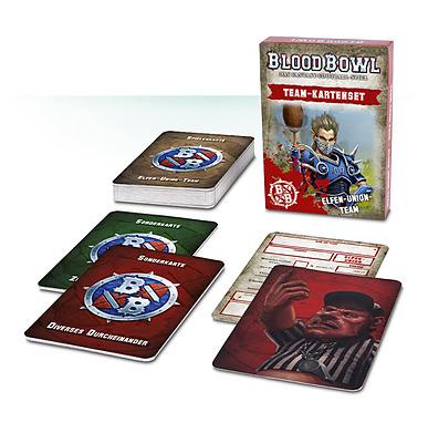 Einfach und sicher online bestellen: Blood Bowl Karten: Elfen-Union-Team in Österreich kaufen.