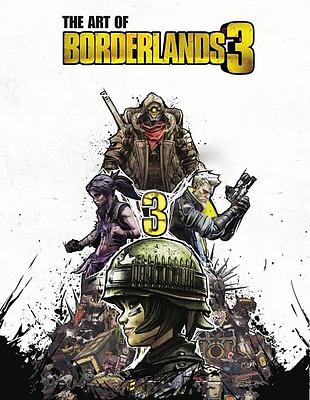 Einfach und sicher online bestellen: The Art of Borderlands 3 in Österreich kaufen.