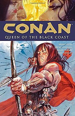 Einfach und sicher online bestellen: Conan Volume 13: Queen of the Black Coast in Österreich kaufen.