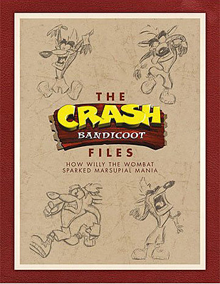 Einfach und sicher online bestellen: Crash Bandicoot Artbook in Österreich kaufen.