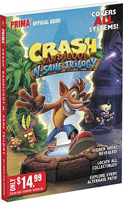Einfach und sicher online bestellen: Crash Bandicoot N. Sane Trilogy Guide (Englisch) in Österreich kaufen.