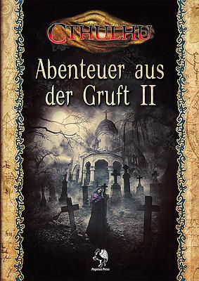 Einfach und sicher online bestellen: Cthulhu: Abenteuer aus der Gruft 2 in Österreich kaufen.