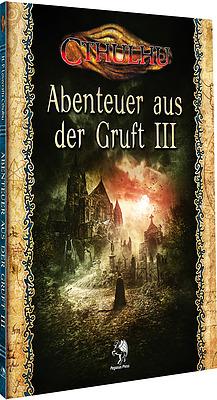 Einfach und sicher online bestellen: Cthulhu: Abenteuer aus der Gruft 3 in Österreich kaufen.