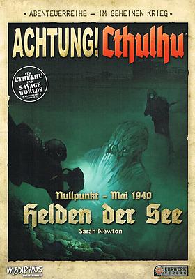 Einfach und sicher online bestellen: Achtung! Cthulhu - Helden der See in Österreich kaufen.