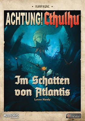 Einfach und sicher online bestellen: Achtung! Cthulhu - Im Schatten von Atlantis in Österreich kaufen.