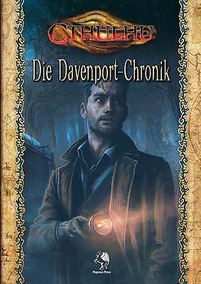 Einfach und sicher online bestellen: Cthulhu: Die Davenport-Chronik in Österreich kaufen.