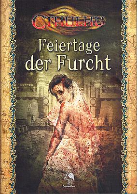 Einfach und sicher online bestellen: Cthulhu: Feiertage der Furcht in Österreich kaufen.