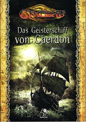 Einfach und sicher online bestellen: Cthulhu: Das Geisterschiff von Caerdon in Österreich kaufen.