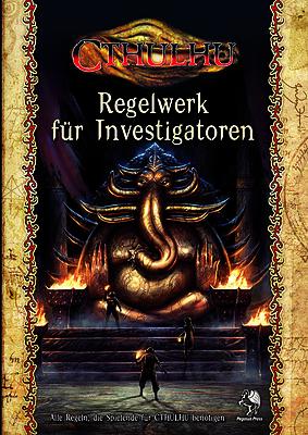 Einfach und sicher online bestellen: Cthulhu Investigatoren-Kompendium (Hardcover) in Österreich kaufen.