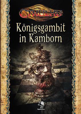 Einfach und sicher online bestellen: Cthulhu: Königsgambit in Kamborn in Österreich kaufen.