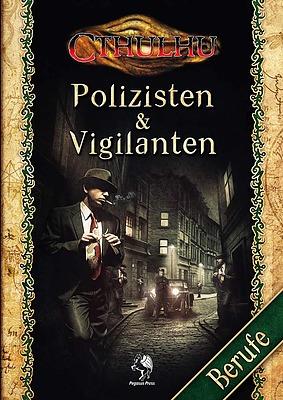 Einfach und sicher online bestellen: Cthulhu: Polizisten & Vigilanten in Österreich kaufen.