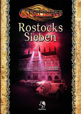 Einfach und sicher online bestellen: Cthulhu: Rostocks Sieben in Österreich kaufen.