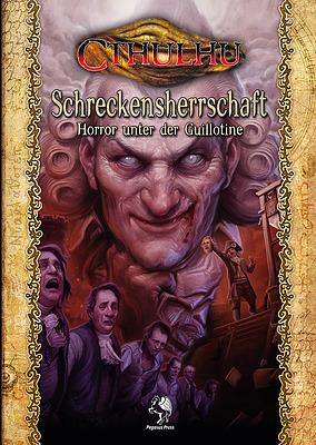 Einfach und sicher online bestellen: Cthulhu: Schreckensherrschaft in Österreich kaufen.