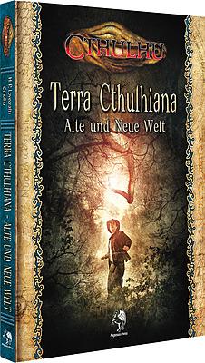 Einfach und sicher online bestellen: Cthulhu: Terra Cthulhiana - Alte und Neue Welt in Österreich kaufen.