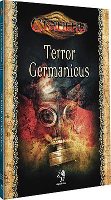 Einfach und sicher online bestellen: Cthulhu: Terror Germanicus in Österreich kaufen.