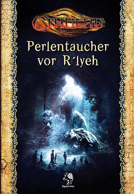 Einfach und sicher online bestellen: Cthulhu: Perlentaucher von R`lyeh in Österreich kaufen.