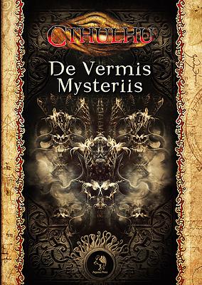 Einfach und sicher online bestellen: Cthulhu: De Vermis Mysteriis in Österreich kaufen.
