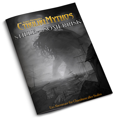 Einfach und sicher online bestellen: Cthulhu Mythos 5E - Stille aus Sumerrisk in Österreich kaufen.