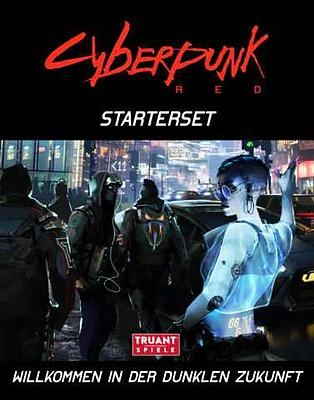 Einfach und sicher online bestellen: Cyberpunk Red Starterset in Österreich kaufen.
