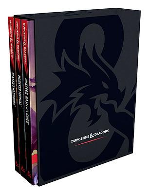 Einfach und sicher online bestellen: D&D Core Rulebooks Gift Set in Österreich kaufen.
