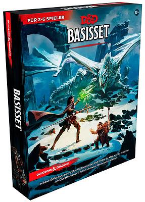 Einfach und sicher online bestellen: Dungeons & Dragons: Einsteigerset in Österreich kaufen.