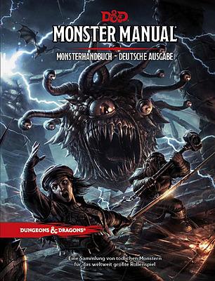 Einfach und sicher online bestellen: Dungeons & Dragons: Monster's Manual in Österreich kaufen.