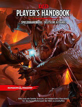 Einfach und sicher online bestellen: Dungeons & Dragons: Player's Handbook 3. Auflage in Österreich kaufen.
