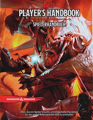 Einfach und sicher online bestellen: Dungeons & Dragons: Next Player's Handbook in Österreich kaufen.