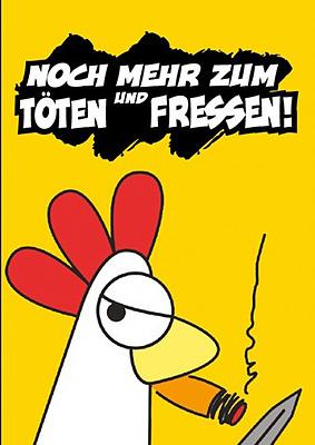 Einfach und sicher online bestellen: Noch mehr zum Töten und Essen in Österreich kaufen.