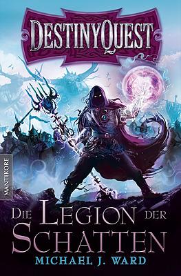 Einfach und sicher online bestellen: Destiny Quest 1: Die Legion der Schatten in Österreich kaufen.