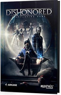 Einfach und sicher online bestellen: Dishonored: The Roleplaying Game Corebook in Österreich kaufen.