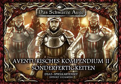 Einfach und sicher online bestellen: DSA5: Aventurisches Kompendium 2 Sonderfertigkeit in Österreich kaufen.
