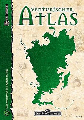 Einfach und sicher online bestellen: DSA4: Aventurischer Atlas in Österreich kaufen.