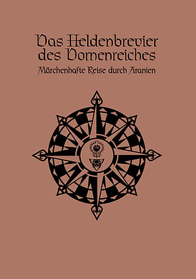 Einfach und sicher online bestellen: DSA5: Das Heldenbrevier des Dornenreichs in Österreich kaufen.
