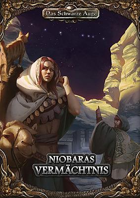 Einfach und sicher online bestellen: DSA5: Niobaras Vermächtnis in Österreich kaufen.