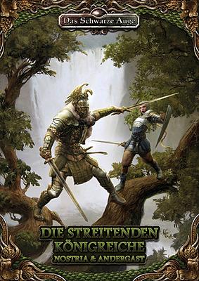 Einfach und sicher online bestellen: DSA5: Die Streitenden Königreiche in Österreich kaufen.